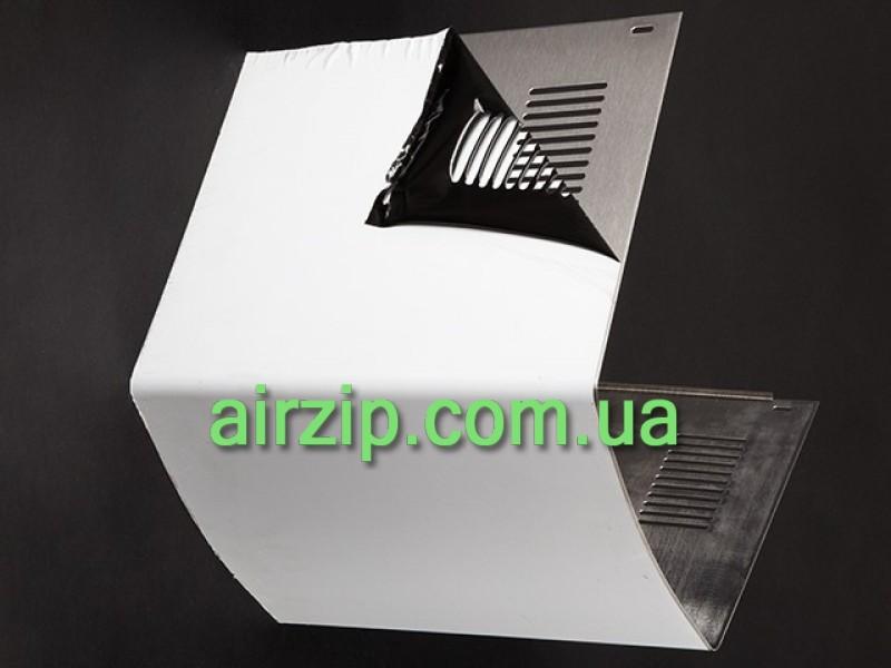 Короб дополнительный декоративный KR60 нерж
