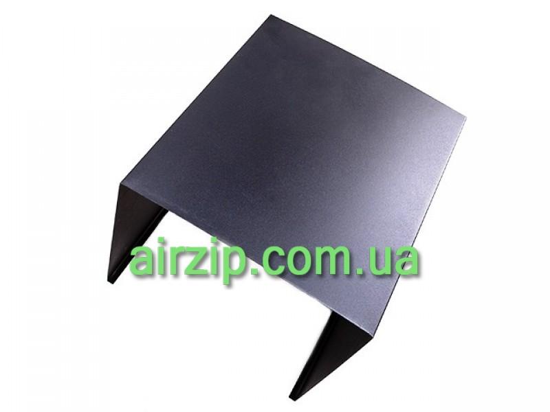 Короб додатковий декоративний(верх) NR60 чорний