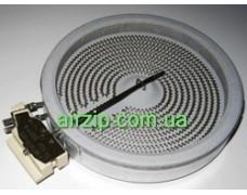 Елемент нагрівальний 140mm 1200w T604