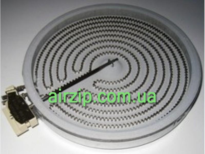 Елемент нагрівальний 210mm 2300w T604