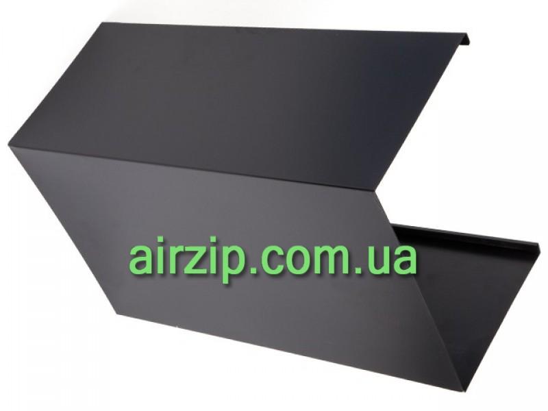 Основний декоративний короб KH50/60 чорний