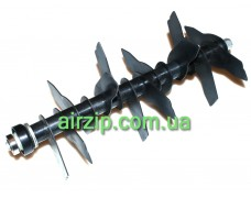 Вал з ножами 196-104-650