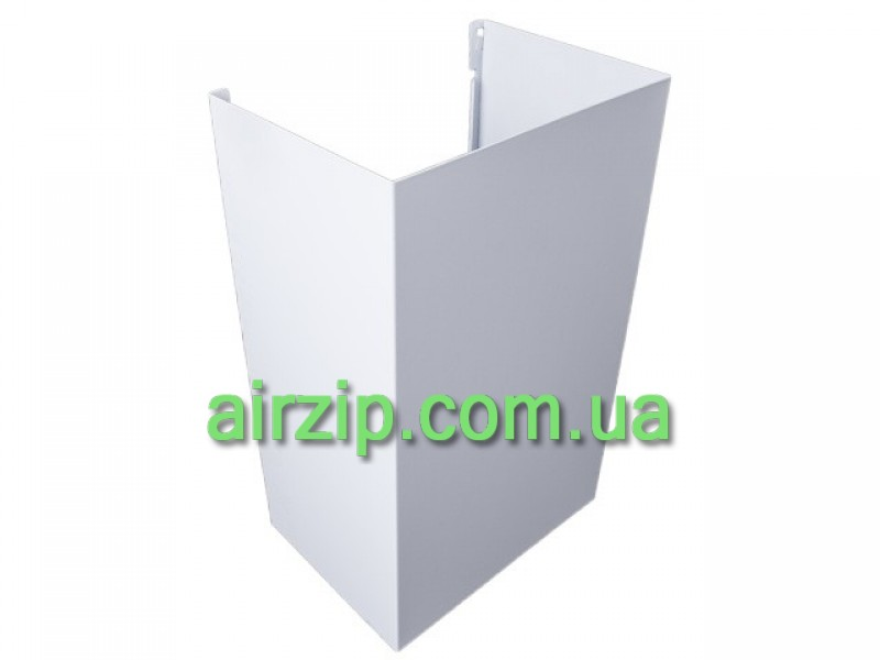 Короб основний декоративний KH50/60 білий