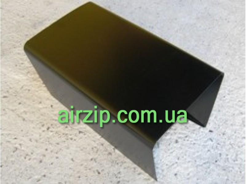 Короб верхнійC-GLASS BLACK