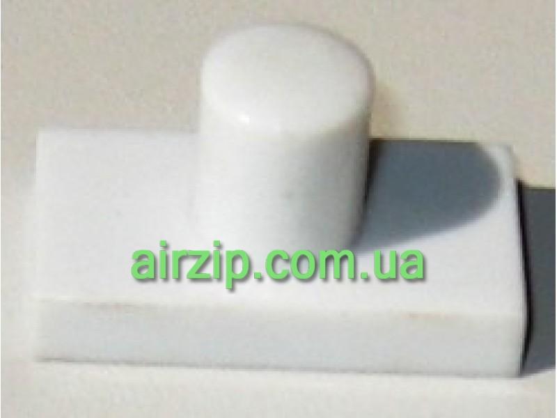 Кнопка світла біла F