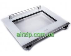Дверь духовки CD 760/A white