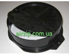 Перехідник повітроводу+антизворотній клапан. ?150 BT2/K7+