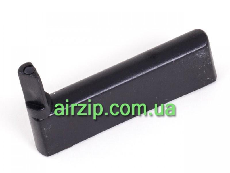 Тримач декоративного скла чорний лівий WH 22 60