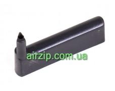 Тримач декоративного скла чорний правий WH 22 60