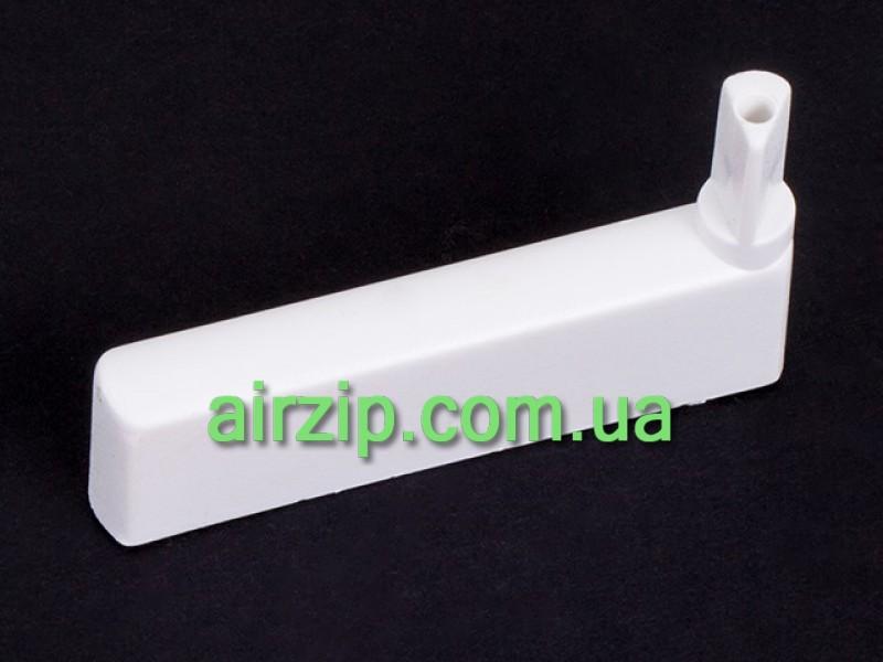 Тримач декоративного скла білий правий WH 22 60((50 мм)