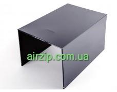 Короб основний HES 30 (D-600) чорний