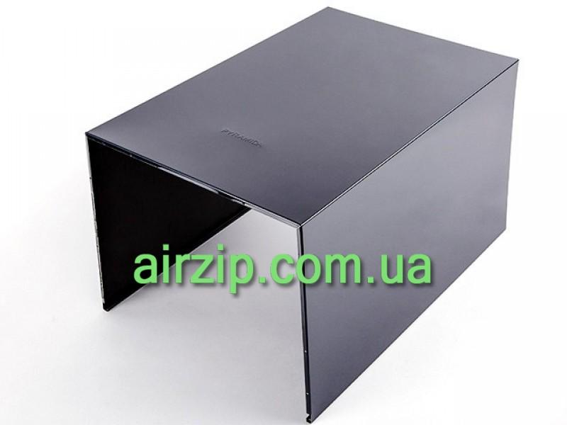 Короб основной HES 30 (D-600) черный