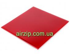 Дверь стеклянная HES 30 (D600) красная