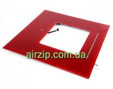 Скло декоративне HES30 (D600) червоне