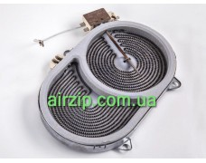 Елемент нагрівальний 2.0/1.1 kW (овал) CFEA 642