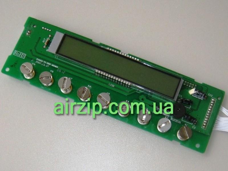 Блок керування F 101 SIX сенсорний