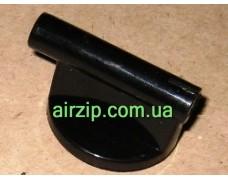 Ручка крана чорнаL604TRІ