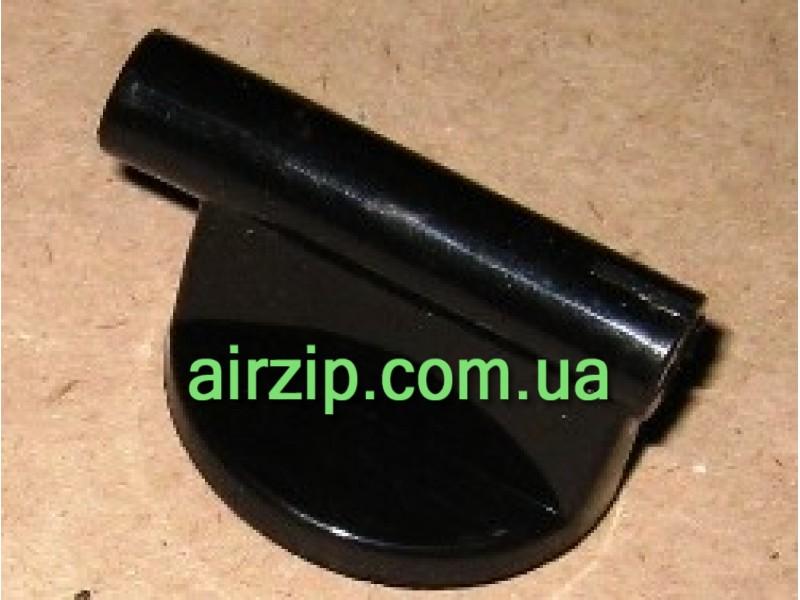 Ручка крана черная L604TRИ