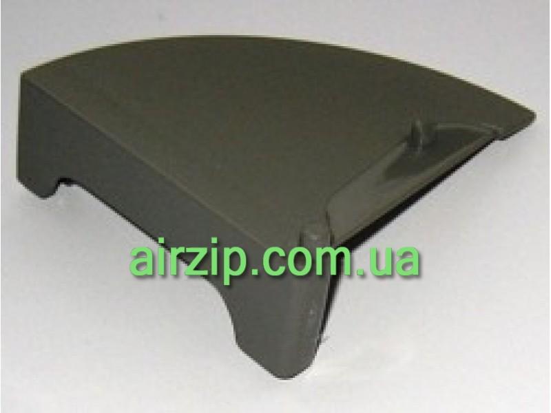 Тримач декоративного скла F-2060 SLIM лівий (сірий)