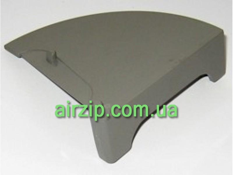 Тримач декоративного скла F-2060 SLIM правий (сірий)