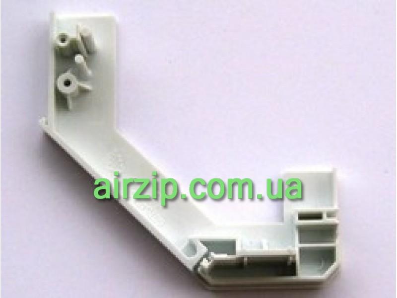 Тримач фронтальної панеліF-2060 SLIM правий білий
