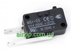 Мікроперемикач DP 08 Premium, DP 09 N