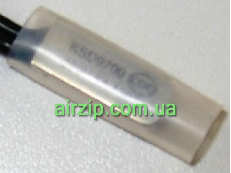 Термозахист мотора KSD9700 (250V,5A,130C°) метал.
