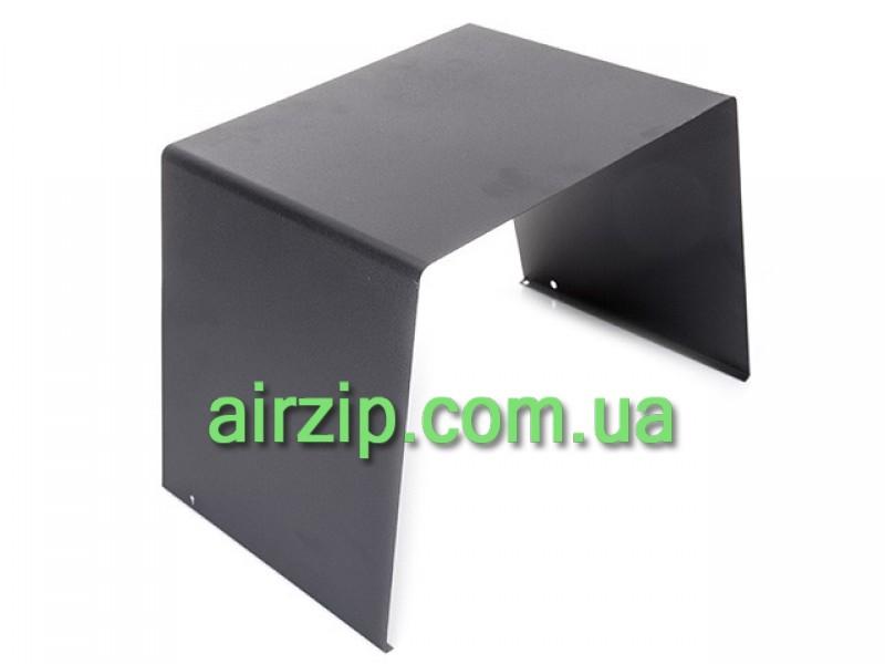 Короб декоративний верх. RA 60/90 (чорний)