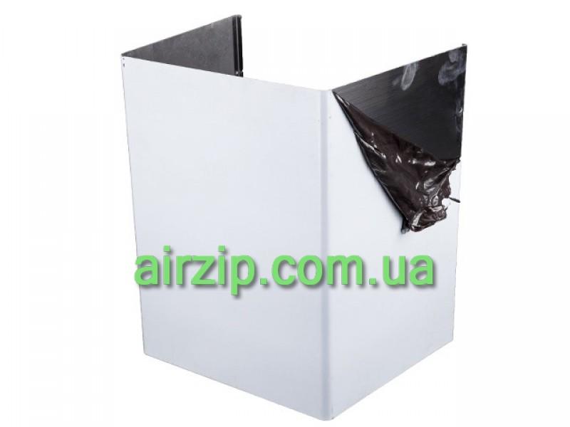 Короб декоративный ВT600 маленький (черный)